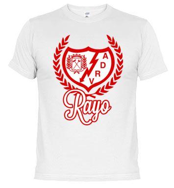 Camiseta Rayo Vallecano Cristina Pedroche 10 (impresa por los dos lados)
