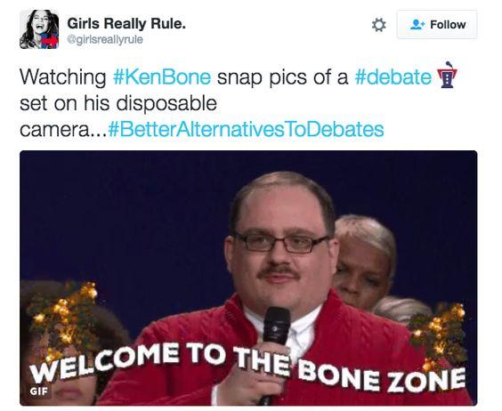 Image result for ken bone zone