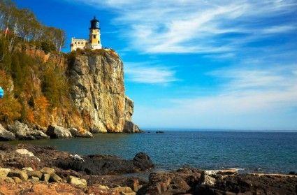 seaside lighthouses hd figure 2