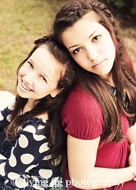 Family Portraits #photography #sisters