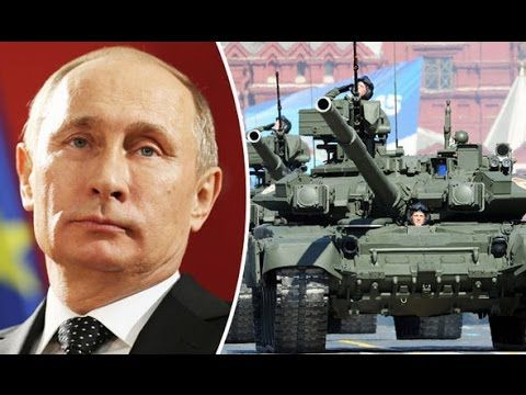 Russia's Vladimir Putin Is Ticked Off! Global War Here We Come??
