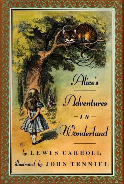 Alice S Adventures In Wonderland Frequentemente Abreviado Para