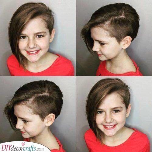 Pin On Little Girl Haircut Ideas