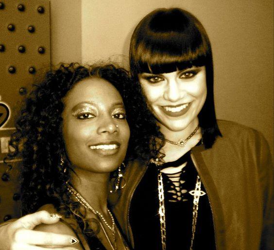 Hannah Vasanth & Jessie J