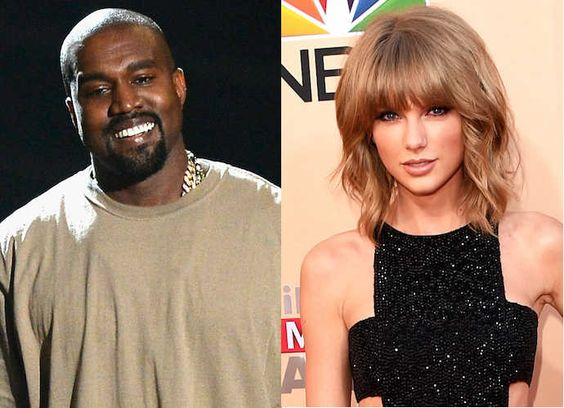 Taylor Swift Disses Kanye West During Her Grammys' Acceptance Speech, Twitter Reacts