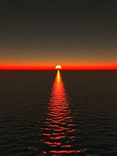 Sunset at Sea                                                                                                                                                      Más
