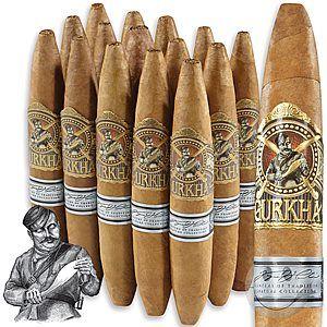 Gurkha Symphony Double Perfecto - Cigars International