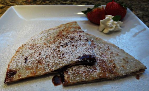 Wake up your love tomorrow morning with some GF Sweet Nothings & Nutella!
