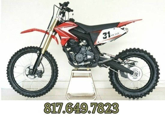 Hx250 250cc Manual Gas Dirt Bike Special Offers On Sale Limited Time Only Sale Price 1 169 95 Dirt Bikes For Sale Bike Dirt Bike