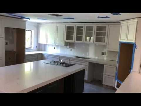 Quartz Countertops Installed Near Me Youtube Quartz