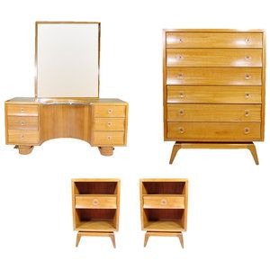 Designer Mizrahi Bedroom set 4 pieces – FleaPop - Buy and sell home decor, furniture and antiques