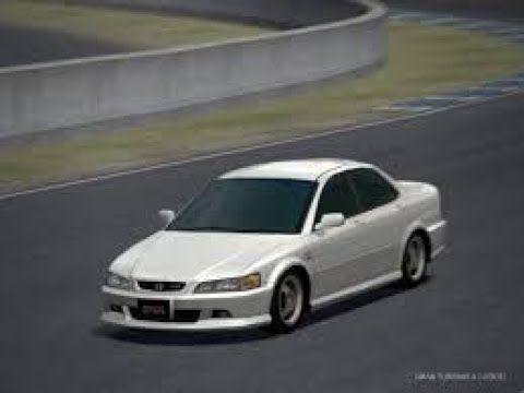 Gran Turismo 4 Honda Motors 2002 Honda Accord Euro R Honda Accord Honda Motors Car Chevrolet