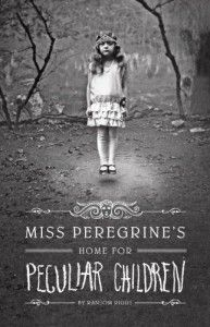 an orphanage on a mysterious island. a little creepy, a little fantastic, fun all around. [miss peregrine's home for peculiar children by random riggs]  Only read a few pages but it's already amazing I want to buy this so bad!!