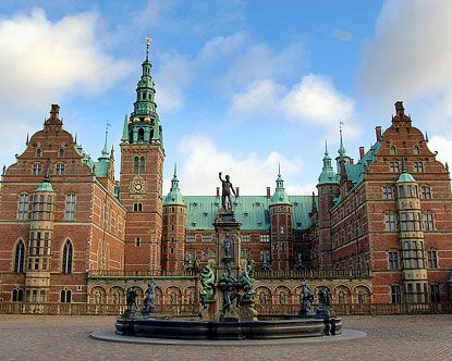 Kronborg in Denmark: