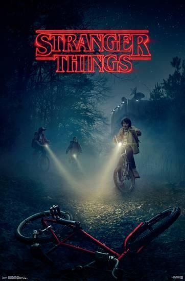 Stranger Things - Bikes Photo at AllPosters.com