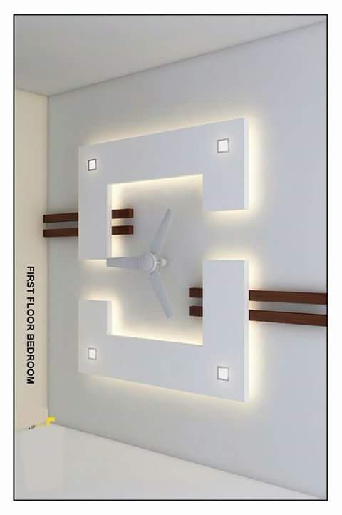 Simple Modern Bedroom False Ceiling Design Homyracks