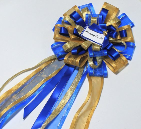 royal+prince+baby+shower+decorations   ... Prince Corsage, Royal Baby Shower Decorations, Royal Blue Baby Shower