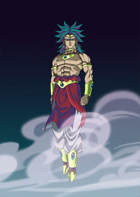 Broly Super Saiyan
