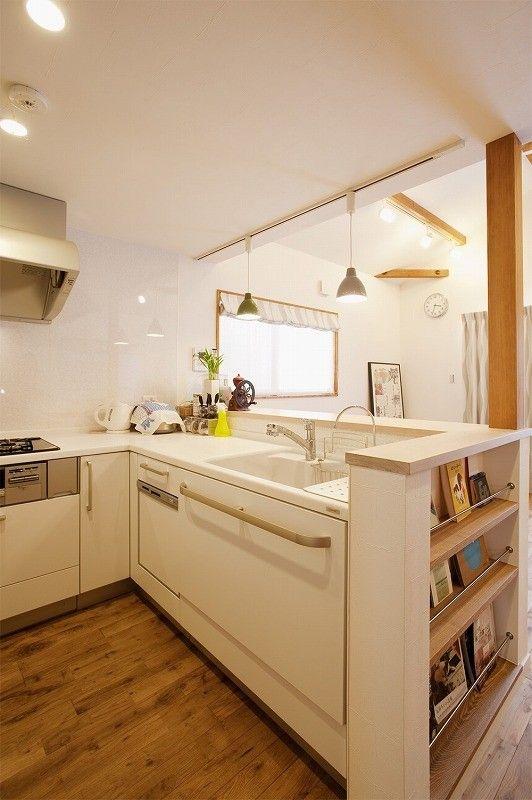 使い勝手抜群 おしゃれで機能的なl字型キッチン Suvaco スバコ L字型キッチン L型キッチン 日本のアパート