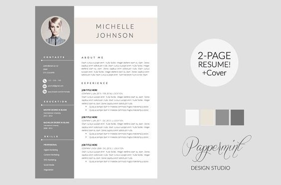 50 Creative Resume Templates You Wonu0027t Believe are Microsoft Word - whats cover letter