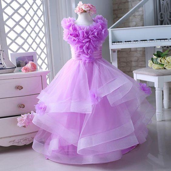 Amazing Cute Flower Girl Dresses