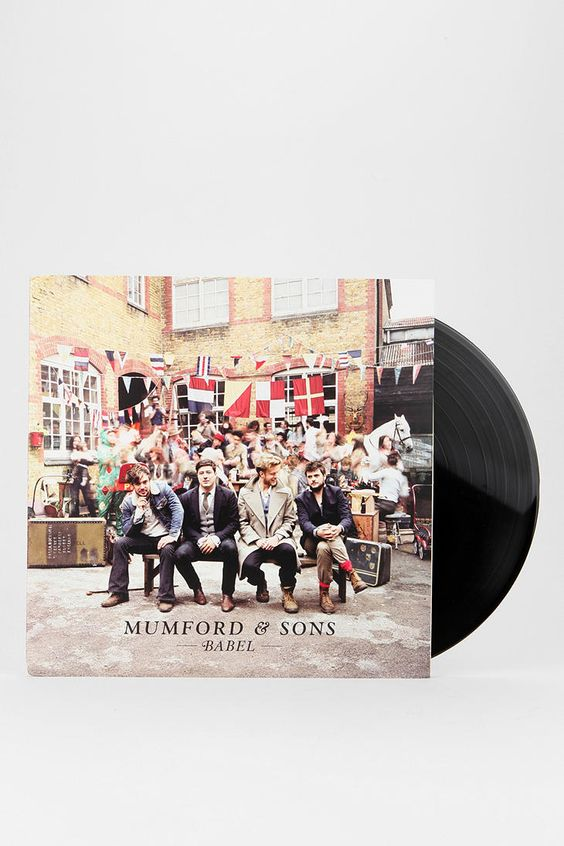 Mumford And Sons - Babel LP: