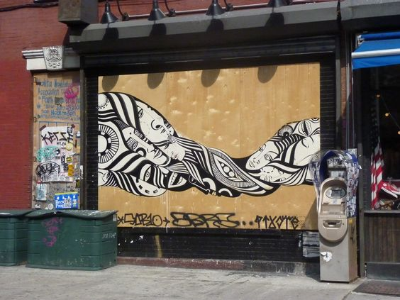 Wheatpaste by Lucy McLauchlan | by navema