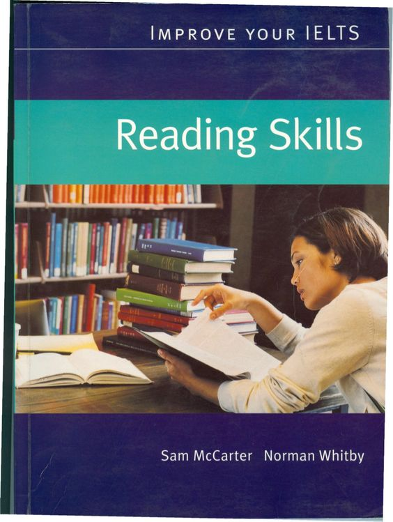 Improve your ielts_reading by Anna Dalin via slideshare