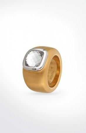 JOOP! Ring Cora in Gold
