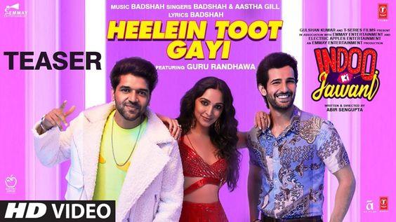 Indoo Ki Jawani: Heelein Toot Gayi Teaser