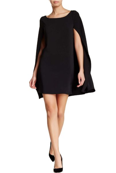 Issue Cape Dress