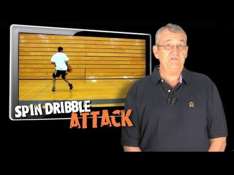 SPIN DRIBBLE ATTACK!!! The UNCONTAINABLE Reverse SPIN MOVE -- Shot Science Basketball - YouTube