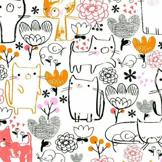 Textiles Pattern Inspiration