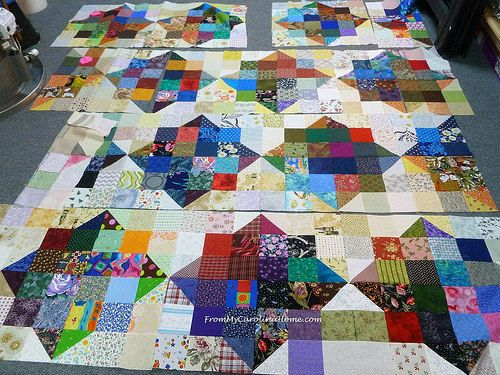 California Fire Quilts Sew Day Scrap Quilts Quilting Blogs Quilts