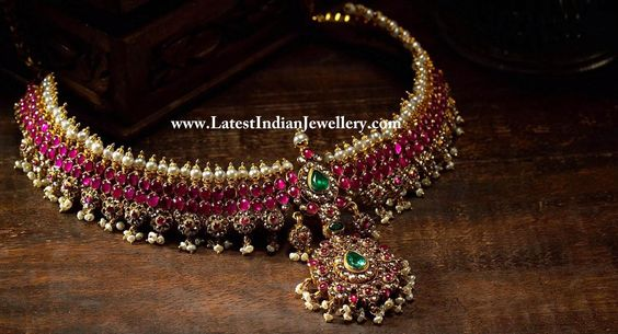 Antique Polki Jewellery Tanishq | The traditional Indian ...