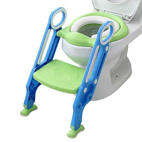 Surprising Potty Toilet Trainer Seat With Step Stool Ladder Adjustable Short Links Chair Design For Home Short Linksinfo