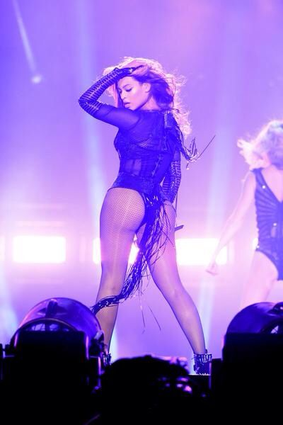 Beyonce On The Run Tour 2014 September Paris, France