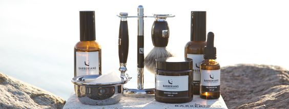 Barberians Shaving Kit
