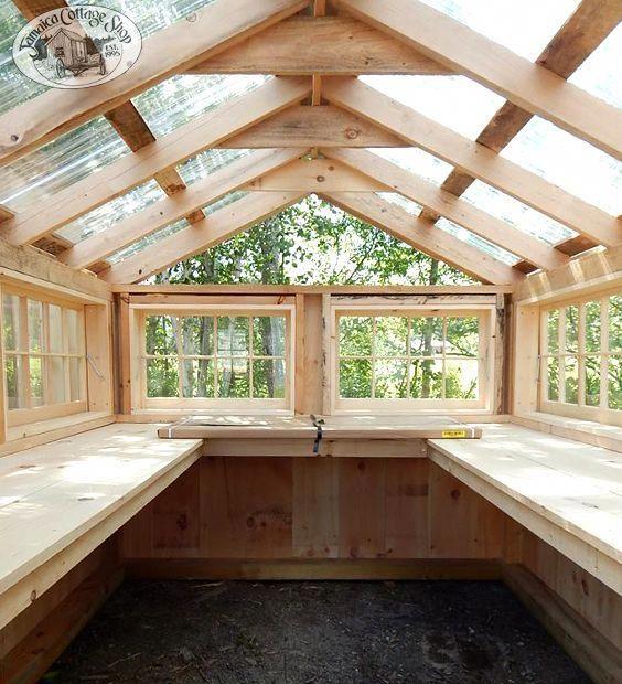 12x12 Shed Kit Garden Potting Shed Plans Jamaica Cottage Shop Cottage Garden Sheds Diy Greenhouse Plans Shed Design