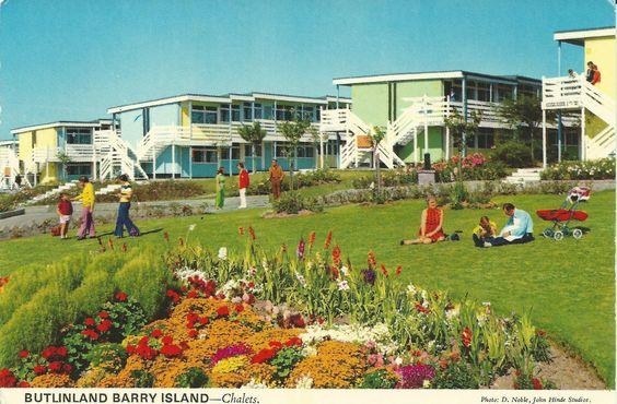 Butlins Barry Island John Hinde