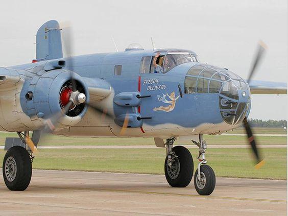 Aviones de la 2ª Guerra Mundial