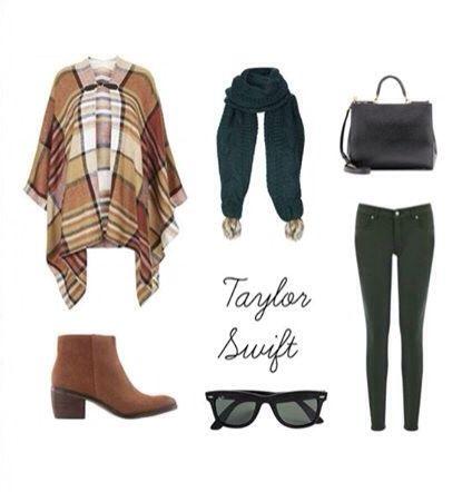 Outfit otoño-invierno 2014