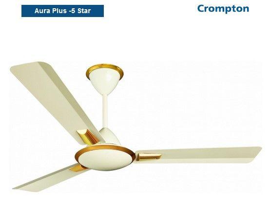 Buy Energy Efficient Aura Plus 5 Star Fan At Best Price By Crompton Crompton Offers Aura Plus 5 Star Ceiling Fan Online At Afford Ceiling Fan Star Ceiling Fan