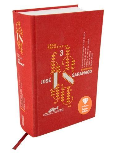 JOSE SARAMAGO - OBRAS COMPLETAS, V.3
