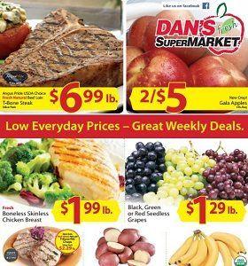 Dan's Supermarket Weekly Ad Sale Specials - http://www.weeklycircularad.com/dans-supermarket-weekly-ad-sale-specials/