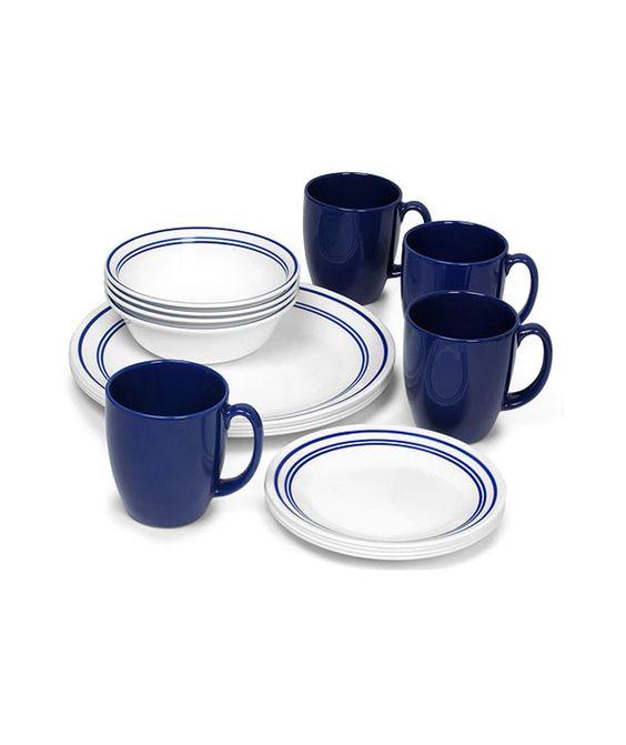 Corelle kitchenware set from Argos