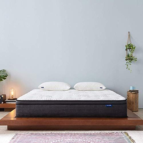 Best Seller Full Mattress Sweetnight Full Size Mattress Box 10 Inch Plush Pillow Top Spring Hybrid Mattress Gel Memory Foam Sleep Cool Motion Isolating Ind In 2020 Full Size Mattress Full Mattress Plush