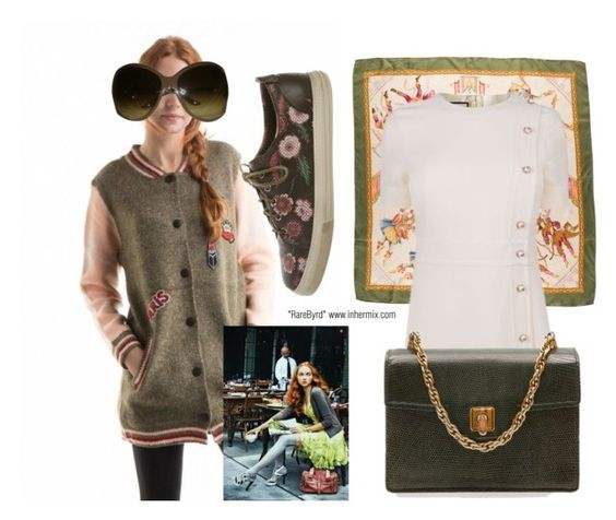 """""RareByrd"" www.inhermix.com"" by karriebradshaw on Polyvore featuring Gucci"