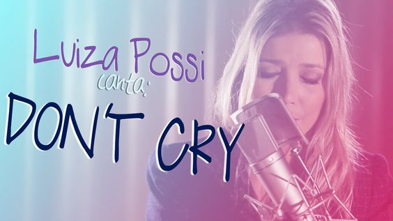Luiza Possi - Don't Cry (Guns N' Roses) | Lab LP