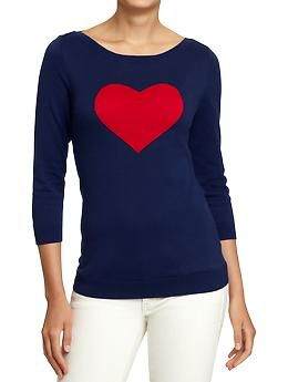 Snatch it up, gals. J Crew had a sweater just like this last winter and it sold out in days!